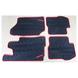 Image of a Suzuki Jimny Suzuki SN413 09-17 Jimny Floor Mat
