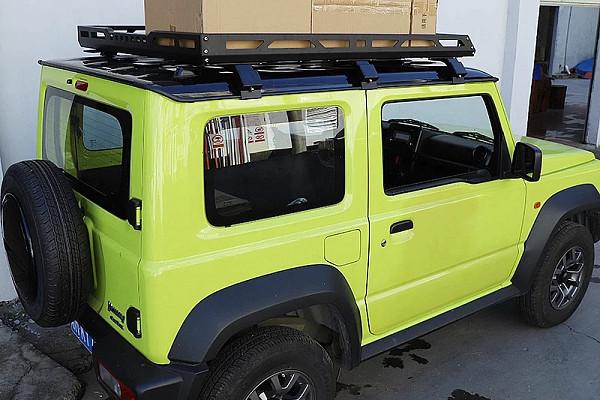 Picture of a Suzuki 2018 GJ Jimny Roof Rack